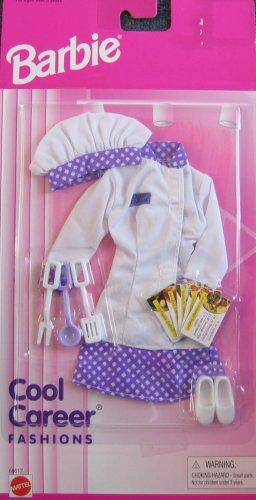 バービー バービー人形 バービーキャリア バービーアイキャンビー 職業 68617 Barbie Cool Career Fashions Chef Outfit Setバービー バービー人形 バービーキャリア バービーアイキャンビー 職業 68617