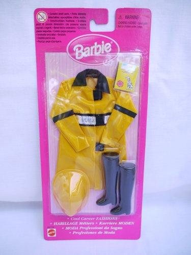 バービー バービー人形 バービーキャリア バービーアイキャンビー 職業 68617-95 【送料無料】Barbie Cool Career Fireman Uniform (1999)バービー バービー人形 バービーキャリア バービーアイキャンビー 職業 68617-95