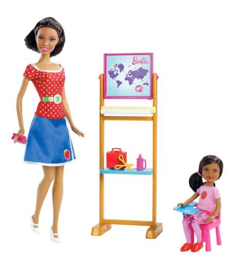 バービー バービー人形 バービーキャリア バービーアイキャンビー 職業 W3747 Barbie I Can Be Teacher Doll, Brunetteバービー バービー人形 バービーキャリア バービーアイキャンビー 職業 W3747
