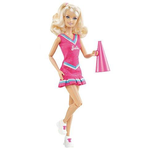 バービー バービー人形 バービーキャリア バービーアイキャンビー 職業 Barbie I Can Be Doll - Cheerleader Blondeバービー バービー人形 バービーキャリア バービーアイキャンビー 職業