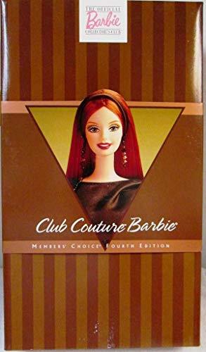 バービー バービー人形 バービーコレクター コレクタブルバービー プラチナレーベル 【送料無料】Mattel Club Couture Barbie Doll Collectors Club Exclusive by Barbieバービー バービー人形 バービーコレクター コレクタブルバービー プラチナレーベル