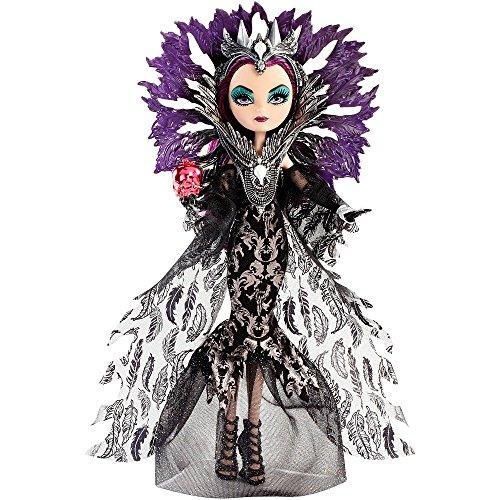 エバーアフターハイ 人形 ドール 【送料無料】Mattel Ever After High Spellbinding Raven Queen Evil Queen Dollエバーアフターハイ 人形 ドール