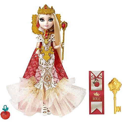 エバーアフターハイ 人形 ドール 【送料無料】Ever After High Royally Ever After Apple White Dollエバーアフターハイ 人形 ドール