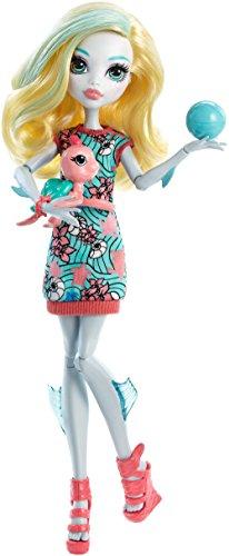 モンスターハイ 人形 ドール DNX40 【送料無料】Monster High Ghoul's Beast Pet Lagoona Blue Dollモンスターハイ 人形 ドール DNX40