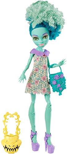 モンスターハイ 人形 ドール CKD10 【送料無料】Monster High Gore-geous Honey Swamp Doll and Fashion Setモンスターハイ 人形 ドール CKD10