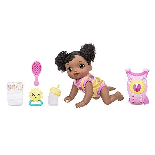 2019特集 喋る・ハイハイする はいはい・オムツ替えができるお人形★ベビーアライブ ベビーゴーバイバイ アフリカンアメリカン はいはい, 琴浦町:d8d33a3d --- canoncity.azurewebsites.net