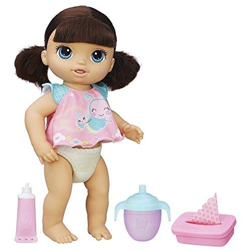 ベビーアライブ 赤ちゃん おままごと ベビー人形 C2701 Baby Alive Twinkles 'n Tinkles (Brunette)ベビーアライブ 赤ちゃん おままごと ベビー人形 C2701