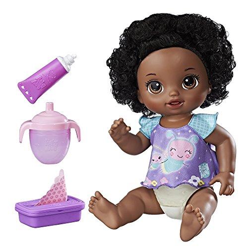 (African ベビー人形 Tinkles おままごと 赤ちゃん American)ベビーアライブ C2702 Alive Twinkles ベビー人形 おままごと 'n C2702 Baby 赤ちゃん ベビーアライブ