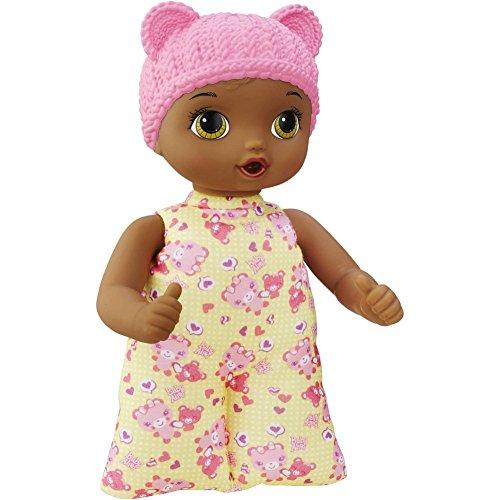ベビーアライブ 赤ちゃん おままごと ベビー人形 Baby Alive Teacup Snugglin' Sarina [Dark Skin]ベビーアライブ 赤ちゃん おままごと ベビー人形