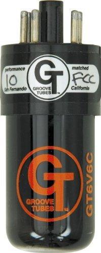 真空管 ギター・ベース アンプ 海外 輸入 5550113527 Groove Tubes GT-6V6-C Medium Duet Amplifier Tube真空管 ギター・ベース アンプ 海外 輸入 5550113527