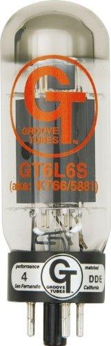 真空管 ギター・ベース アンプ 海外 輸入 5550113521 Groove Tubes GT-6L6-S Medium Duet Amplifier Tube真空管 ギター・ベース アンプ 海外 輸入 5550113521