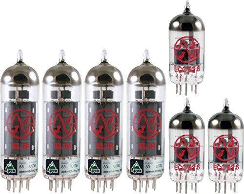 真空管 ギター・ベース アンプ 海外 輸入 4308828254 Vox AC30 Standard Tube Set, JJ Tubes (x4 EL84, x3 12AX7)真空管 ギター・ベース アンプ 海外 輸入 4308828254