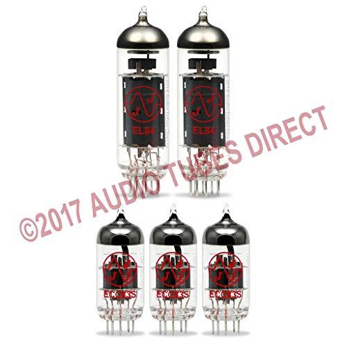 真空管 ギター・ベース アンプ 海外 輸入 EL84 ECC83S JJ Tube Upgrade Kit For Fender Blues Junior Amps EL84 ECC83S真空管 ギター・ベース アンプ 海外 輸入 EL84 ECC83S