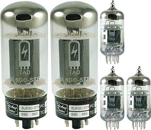 真空管 ギター・ベース アンプ 海外 輸入 4320252525 Tube Complement for Fender Hot Rod Deluxe/Hot Rod Deville, Tube Amp Doctor brand真空管 ギター・ベース アンプ 海外 輸入 4320252525