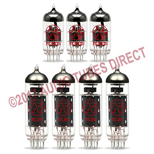 真空管 ギター・ベース アンプ 海外 輸入 EL84 ECC83S JJ Tube Upgrade Kit For Peavey Classic 30 Amps EL84 ECC83S真空管 ギター・ベース アンプ 海外 輸入 EL84 ECC83S