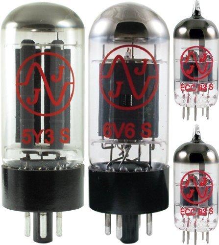 真空管 ギター・ベース アンプ 海外 輸入 4308828874 Tube Complement for Fender Vibro Champ真空管 ギター・ベース アンプ 海外 輸入 4308828874