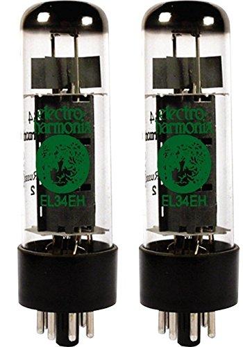 真空管 ギター・ベース アンプ 海外 輸入 EL84EH PL PAIR Electro-Harmonix EL84EH Power Vacuum Tube, Platinum Matched Pair真空管 ギター・ベース アンプ 海外 輸入 EL84EH PL PAIR