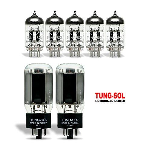 真空管 ギター・ベース アンプ 海外 輸入 6L6GCSTR 12AX7 Tung-Sol Tube Upgrade Kit For Peavey 5150 & 6505 Combo Amps 6L6GCSTR 12AX7真空管 ギター・ベース アンプ 海外 輸入 6L6GCSTR 12AX7