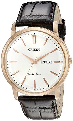 オリエント 腕時計 メンズ FUG1R005W0 【送料無料】Orient Men's FUG1R005W0 Capital Analog-Display Japanese Quartz Brown Watchオリエント 腕時計 メンズ FUG1R005W0