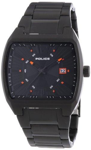 ポリス 腕時計 メンズ 13407JSB/02M 【送料無料】Police PL-13407JSB-02M Men's District Black Ion Plated Stainless Steel Bracelet Watchポリス 腕時計 メンズ 13407JSB/02M