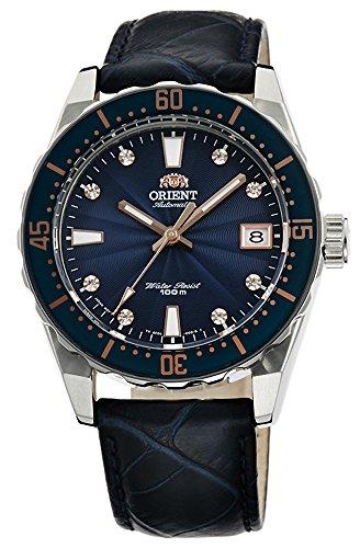 オリエント 腕時計 レディース AC0A004D 【送料無料】ORIENT Automatic Sports 100M Superior Ladies Watch Blue FAC0A004Dオリエント 腕時計 レディース AC0A004D
