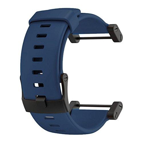 腕時計 スント アウトドア メンズ アウトドアウォッチ特集 SS0188191000 【送料無料】Suunto Core Accessory Strap Navy Blue One Size Rubber Band Black Buckle Adapter腕時計 スント アウトドア メンズ アウトドアウォッチ特集 SS0188191000