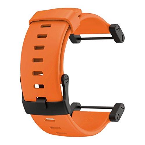 腕時計 スント アウトドア メンズ アウトドアウォッチ特集 SS0188191000 【送料無料】Suunto Core Accessory Strap Orange One Size Rubber Band Black Buckle Adapter腕時計 スント アウトドア メンズ アウトドアウォッチ特集 SS0188191000
