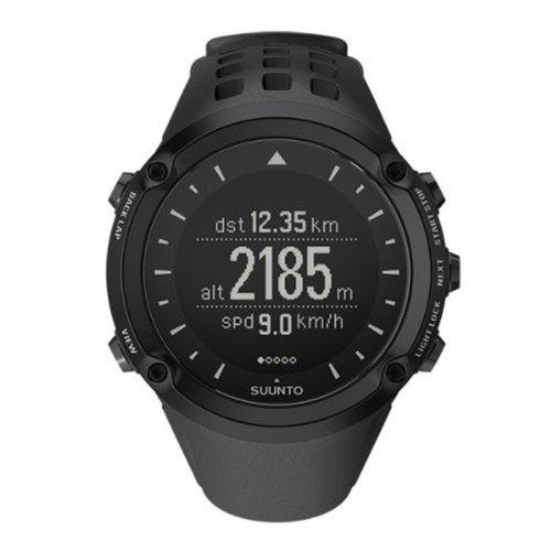 腕時計 スント アウトドア メンズ アウトドアウォッチ特集 ss018374000 【送料無料】Suunto Ambit GPS Sport Watch w/ Optional Heart Rate Monitoring - Black腕時計 スント アウトドア メンズ アウトドアウォッチ特集 ss018374000