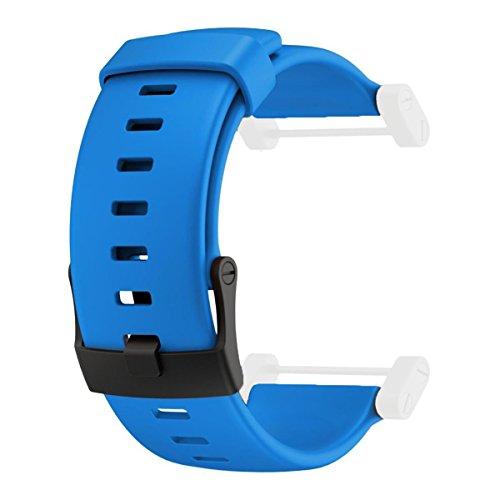 スント 腕時計 アウトドア メンズ アウトドアウォッチ特集 SS0188199000 【送料無料】Suunto Core Accessory Strap Royal Blue One Size Rubber Band Black PVD Buckleスント 腕時計 アウトドア メンズ アウトドアウォッチ特集 SS0188199000