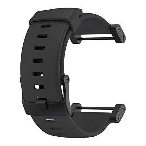スント 腕時計 アウトドア メンズ アウトドアウォッチ特集 SS0188191000 【送料無料】Suunto Core Accessory Strap Black One Size Rubber Band Black Buckle Adapterスント 腕時計 アウトドア メンズ アウトドアウォッチ特集 SS0188191000