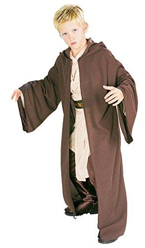 コスプレ衣装 コスチューム スターウォーズ メンズ・レディース・キッズ 882025 Rubie's Star Wars Classic Child's Deluxe Hooded Jedi Robe, Mediumコスプレ衣装 コスチューム スターウォーズ メンズ・レディース・キッズ 882025