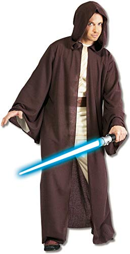 コスプレ衣装 コスチューム スターウォーズ メンズ・レディース・キッズ 56089STD 【送料無料】Star Wars Deluxe Hooded Jedi Robe, Brown, One Sizeコスプレ衣装 コスチューム スターウォーズ メンズ・レディース・キッズ 56089STD