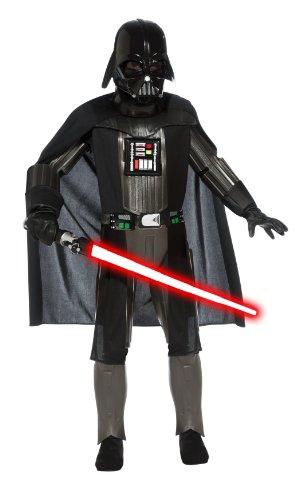 コスプレ衣装 コスチューム スターウォーズ メンズ・レディース・キッズ 881359 【送料無料】Star Wars, Darth Vader, Deluxe Child Costume - Mediumコスプレ衣装 コスチューム スターウォーズ メンズ・レディース・キッズ 881359