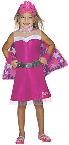 コスプレ衣装 コスチューム バービー人形 610606_S 【送料無料】Barbie Princess Power Super Sparkle Costume, Child's Smallコスプレ衣装 コスチューム バービー人形 610606_S