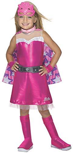 コスプレ衣装 コスチューム バービー人形 610575_S 【送料無料】Barbie Princess Power Super Sparkle Deluxe Costume, Child's Smallコスプレ衣装 コスチューム バービー人形 610575_S