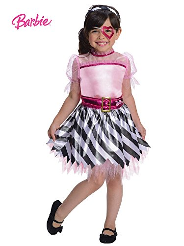 コスプレ衣装 コスチューム バービー人形 886753T Barbie Pirate Costume, Toddler 1-2コスプレ衣装 コスチューム バービー人形 886753T