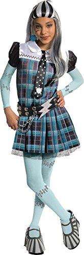 モンスターハイ 衣装 コスチューム コスプレ 884900LG 【送料無料】Girls Mh Frankie Stein Deluxe Kids Child Fancy Dress Party Halloween Costume, M (8-10)モンスターハイ 衣装 コスチューム コスプレ 884900LG