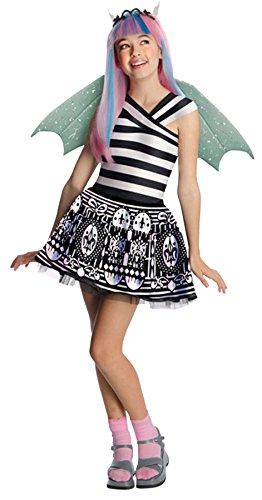 モンスターハイ 衣装 コスチューム コスプレ 881679LG 【送料無料】Girls Mh Rochelle Goyle Kids Child Fancy Dress Party Halloween Costume, S (4-6)モンスターハイ 衣装 コスチューム コスプレ 881679LG