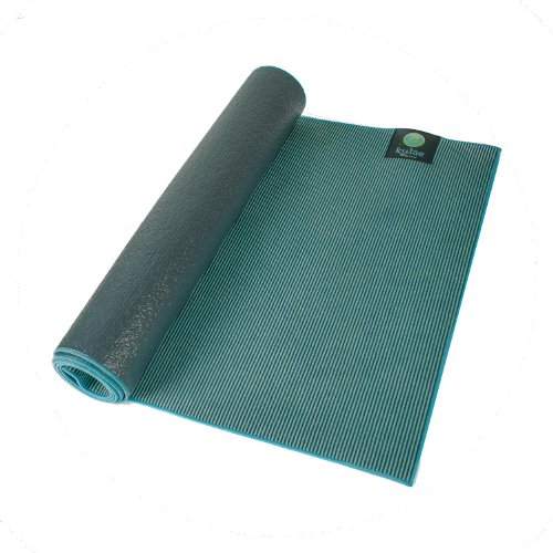 ヨガマット フィットネス KU4HYMSE Kulae Elite Hybrid Non-Slip Eco-Friendly Hot Yoga Mat/Towel Combo for All Types of Yoga and Fitness, 72