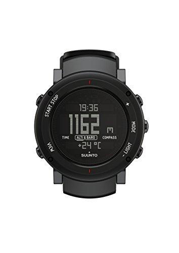 スント 腕時計 アウトドア メンズ アウトドアウォッチ特集 SS018734000 【送料無料】Core Alu Deep Blackスント 腕時計 アウトドア メンズ アウトドアウォッチ特集 SS018734000