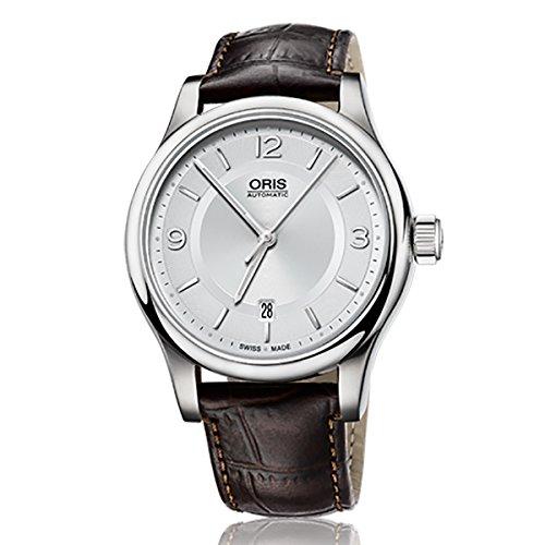 オリス 腕時計 メンズ 【送料無料】Oris Classic Date Mens Watch 733 7594 4031 LSオリス 腕時計 メンズ