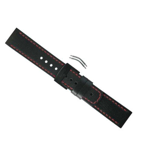 スント 腕時計 アウトドア メンズ アウトドアウォッチ特集 SS019177000 Suunto 2013 Elementum Terra Black/Red Leather Replacement Strap Kit - SS019177000 DO NOT USEスント 腕時計 アウトドア メンズ アウトドアウォッチ特集 SS019177000