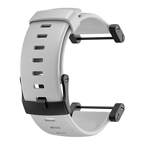 腕時計 スント アウトドア メンズ アウトドアウォッチ特集 SS020796000 【送料無料】SUUNTO Core Crush Replacement Silicone Strap (White)腕時計 スント アウトドア メンズ アウトドアウォッチ特集 SS020796000