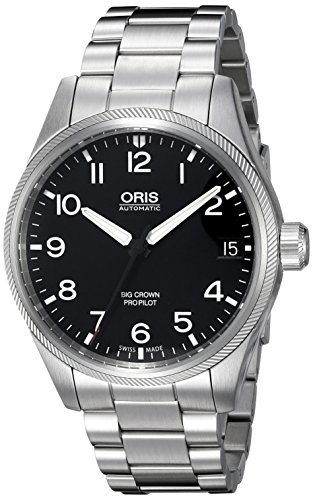 オリス 腕時計 メンズ 75176974164MB Oris Men's 'Big Crown' Swiss Automatic Stainless Steel Dress Watch (Model: 75176974164MB)オリス 腕時計 メンズ 75176974164MB