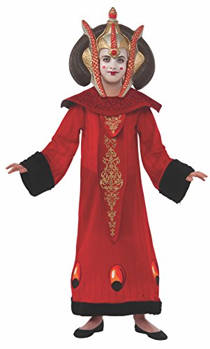 コスプレ衣装 コスチューム スターウォーズ メンズ・レディース・キッズ 883317 Rubie's Costume Star Wars Kid's Deluxe Queen Amidala Costume, One Color, Smallコスプレ衣装 コスチューム スターウォーズ メンズ・レディース・キッズ 883317