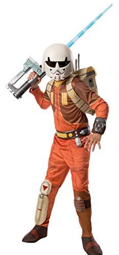 コスプレ衣装 コスチューム スターウォーズ メンズ・レディース・キッズ 884882_S Rubie's Star Wars Rebels Deluxe Ezra Costume, Child Smallコスプレ衣装 コスチューム スターウォーズ メンズ・レディース・キッズ 884882_S
