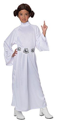 コスプレ衣装 コスチューム スターウォーズ メンズ・レディース・キッズ 883062M 【送料無料】Star Wars Child's Deluxe Princess Leia Costume, Mediumコスプレ衣装 コスチューム スターウォーズ メンズ・レディース・キッズ 883062M