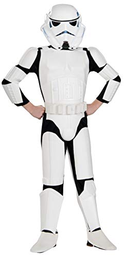 コスプレ衣装 コスチューム スターウォーズ メンズ・レディース・キッズ 884895_M 【送料無料】Rubies Star Wars Rebels Deluxe Imperial Stormtrooper Costume, Child Mediumコスプレ衣装 コスチューム スターウォーズ メンズ・レディース・キッズ 884895_M
