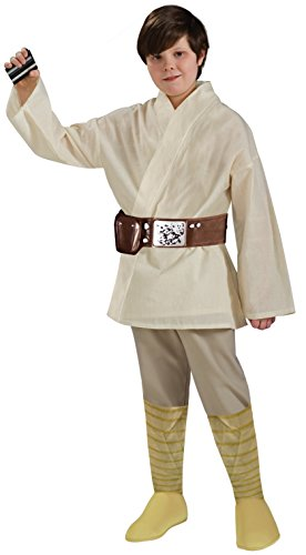コスプレ衣装 コスチューム スターウォーズ メンズ・レディース・キッズ 883162M Rubies Star Wars Classic Child's Deluxe Luke Skywalker costume, Mediumコスプレ衣装 コスチューム スターウォーズ メンズ・レディース・キッズ 883162M