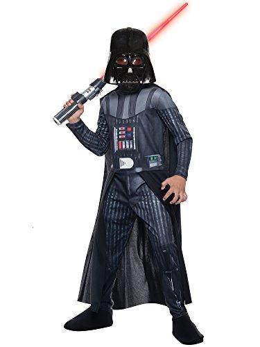 コスプレ衣装 コスチューム スターウォーズ メンズ・レディース・キッズ 610699 Rubie's Costume Star Wars Classic Darth Vader Child Costume, Smallコスプレ衣装 コスチューム スターウォーズ メンズ・レディース・キッズ 610699